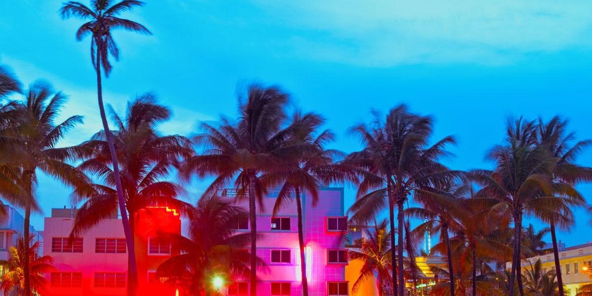 Vacances en Floride