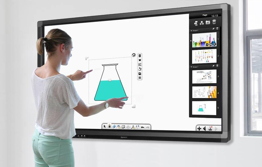 Pourquoi acheter un cran interactif pour professionnel for Acheter un ecran pc